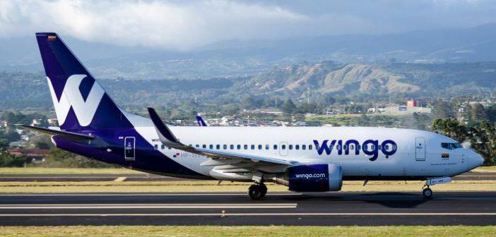 Wingo Vliegtuig Volgen