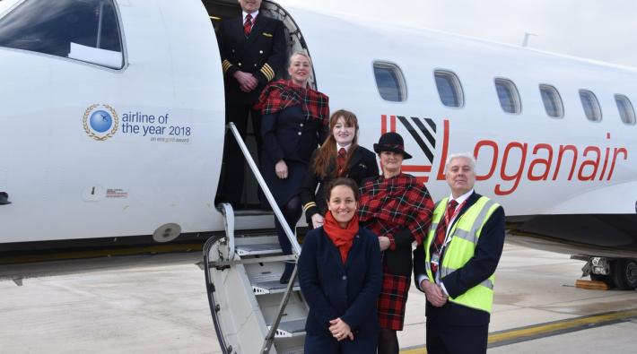 Loganair Brussels Airport