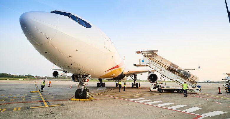 Airbus A340 Air Belgium