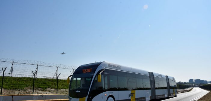 Trambus Brussels Airport