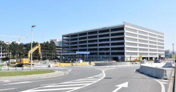 Parkeerplaats P3 Brussels Airport