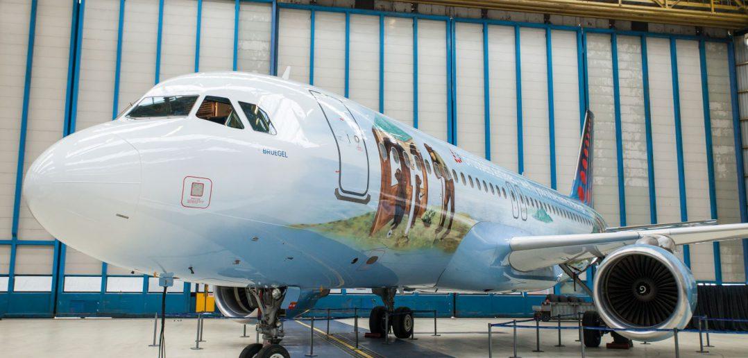Brussels Airlines Bruegel2