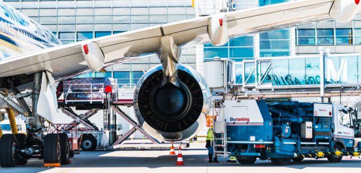 Brussels Airport vliegtuig volgen