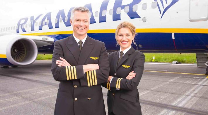 Ryanair piloot