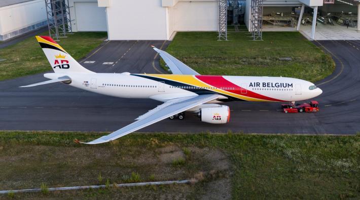 Air Belgium A330 NEO